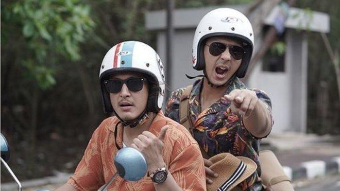 Arya Saloka Adu Akting dengan Dimas Anggara Main Film Wedding Proposal, Cowok Cool Vs Cowok Humoris