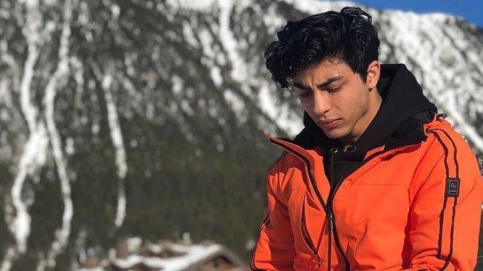 Aryan Khan terlibat pesta narkoba