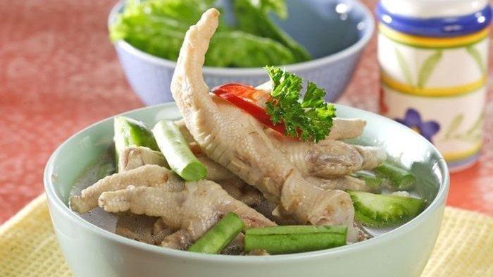 Kumpulan Resep Ceker Ayam yang Mudah Dibuat Lengkap dengan Cara Memasak Ceker Ayam agar Empuk