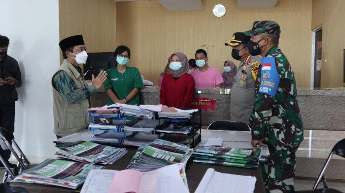 Kasus Covid-19 di Mataram Meroket, Pemkot Antisipasi Lonjakan Pasien