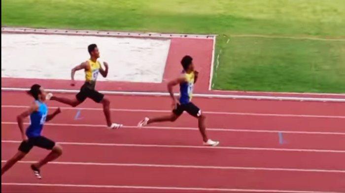 PON XX Papua: Zohri Lolos ke Final, hingga Atlet Kempo Sumbang Medali Emas untuk NTB