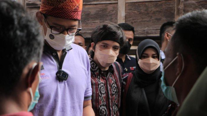 Atta Halilintar dan Aurel Tampil Mesra di Bima, 'Didaulat' Promosikan Wisata Lombok-Sumbawa