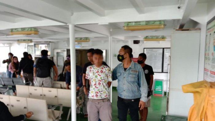 Kabur ke Bali, Pelaku Utama Begal Sadis di Lombok Diciduk Polres Lombok Barat