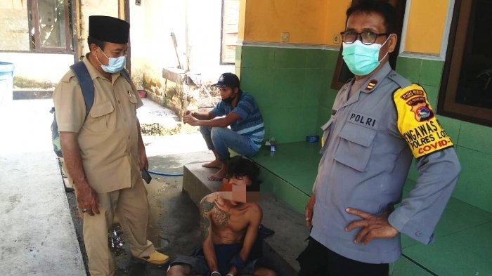 Jambret HP dari Tangan Anak Kecil, Pemuda Desa Beleka Babak Belur Dihajar Warga