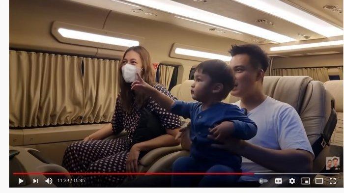 Paula Verhoeven Sembuh dari Covid-19, Baim Wong Beri Hadiah Mobil Mewah hingga sang Istri Kegirangan