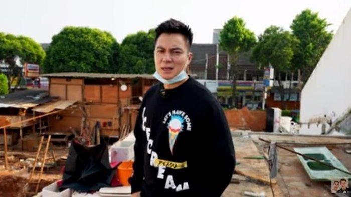 Baim Wong temukan kejanggalan dalam proyek pembangunan rumah barunya