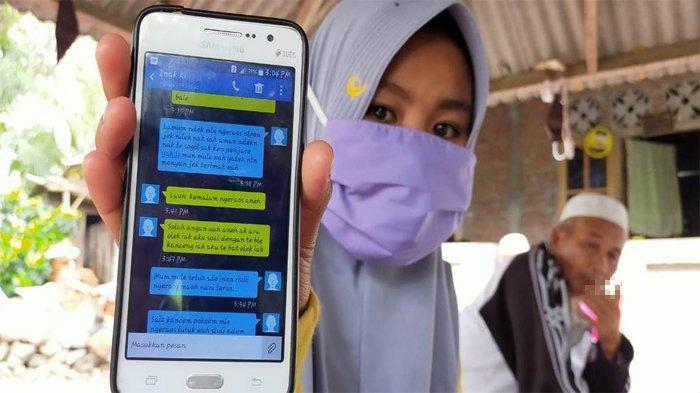 Setelah Bunuh Korban di Pondasi Rumah, Pelaku Kirim SMS Palsu ke Keluarga di Kateng Lombok Tengah