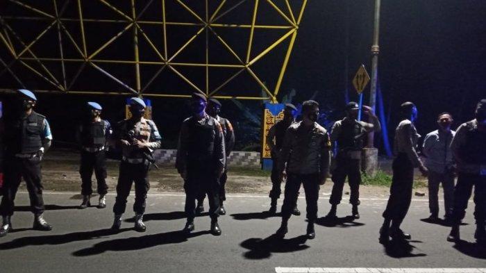 BypassBandara Dijadikan Sirkuit Balap Liar, Polres Lombok Barat Kerahkan Petugas Patroli