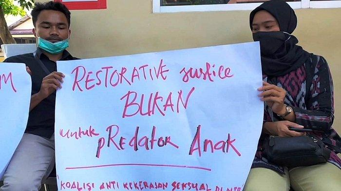 Polda NTB: Restorative Justice Tidak Berlaku untuk Pencabulan Anak oleh Mantan Anggota DPRD
