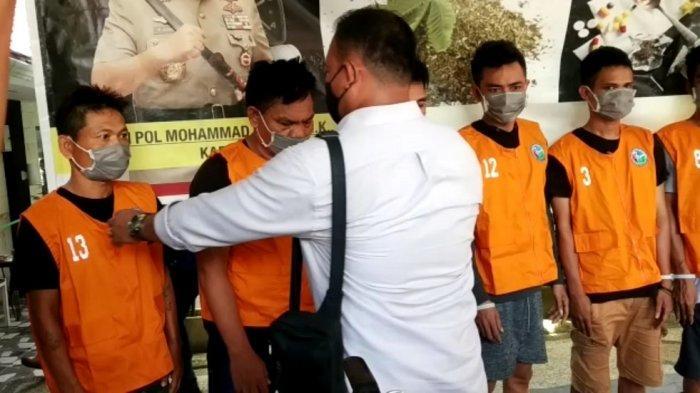 Pabrik Sabu di Rumah seorang Ustaz Dikendalikan Seorang Narapidana Buronan Interpol