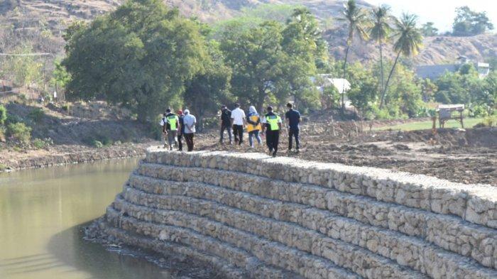Bendungan Sape Diperbaiki, 2.650 Hektar Sawah Warga Selamat dari Kekeringan