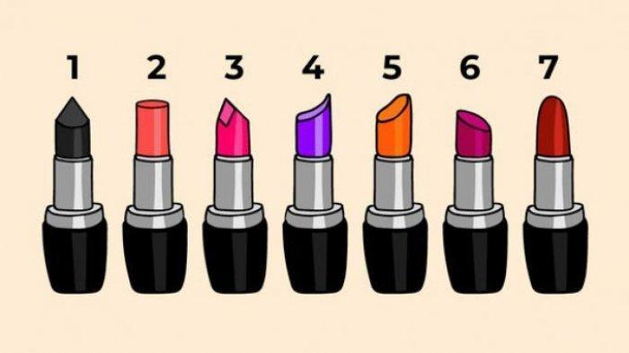 Tes Kepribadian: Lipstik yang Kamu Sukai akan Ungkap Sisi Lainmu, Teman yang Baik atau Kreatif?