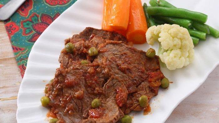 Resep dan Cara Membuat Bistik Daging yang Mudah dan Enak, Ada Bistik Daging Saus Inggris