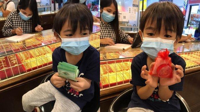 VIRAL Kisah Bocah 6 Tahun Diam-diam Belikan sang Ibu Cincin Emas dengan Uangnya Sendiri