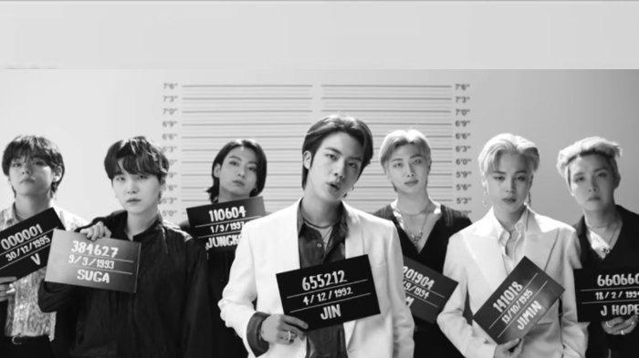 Lirik Lagu Butter - BTS dengan Terjemahan Bahasa Indonesia