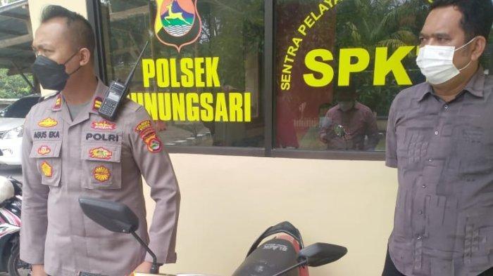 Dua Pemuda Lombok Barat yang Curi Tabung Gas Digebuk Warga, Satu Orang Sempat Kabur