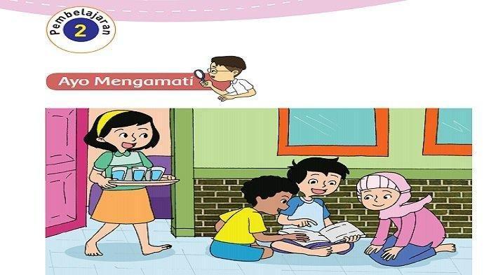 Kunci Jawaban Buku Tematik Kelas 3 Sd Halaman 12 13 15 16 18 Tema 2 Subtema 1 Pembelajaran 2 Tribun Lombok