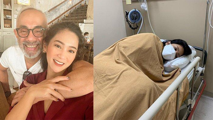 Bunga Zainal Terbaring Lemas di RS, Bersyukur Tak Terpapar Covid-19 Namun Mengeluh Demam dan Mual
