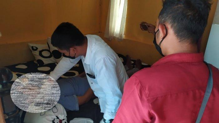 Aplikator Rumah Tahan Gempa Tewas Tak Wajar di Lombok Utara, Sempat Ngamuk dan Rusak Sanggah