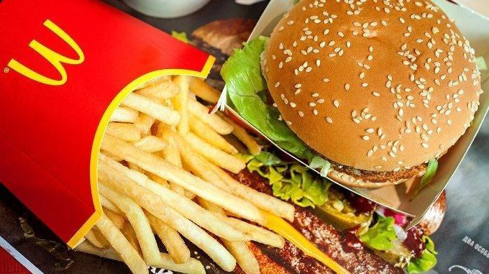 Promo McD, Beli PaMer 5 Gratis 2 Chicken Burger Seharga Rp 70.909 Berlaku hingga 30 November 2020
