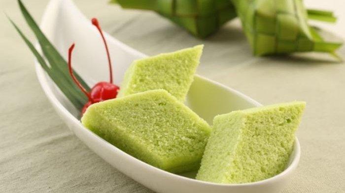 Resep Cake Kukus Cocok untuk Hidangan di Rumah, Bolu Gulung dan Cake Tape Pandan