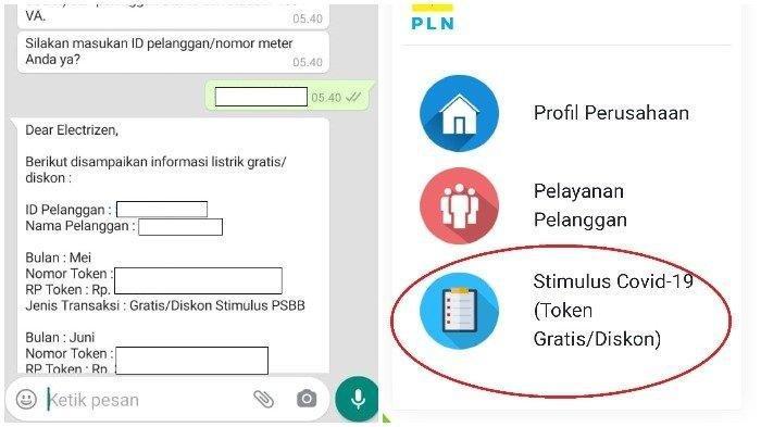 LOGIN stimulus.pln.co.id Dapatkan Token Listrik PLN Gratis Bulan Desember, atau Chat WA 08122123123