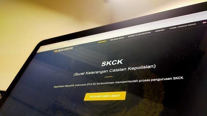 Cara Dapatkan SKCK Online sebagai Dokumen Pemberkasan CPNS, Login skck.polri.go.id dan Ini Syaratnya