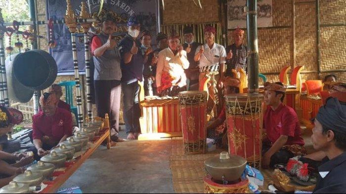 DESA WISATA: Desa Tetebatu di Lombok Timur menata tampilan desa menjelang penilaian lomba Best Tourism Village UNWTO 2021.