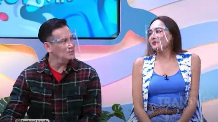 Dewi Rezer Mesra dengan Marcelino Lefrandt Meski 5 Tahun Cerai, Beri Tanggapan saat Didoakan Rujuk