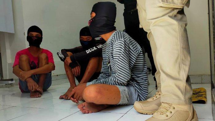 4 Pelajar Jambret di Mataram Dikendalikan Seseorang, Kerap Konsumsi Sabu Bareng