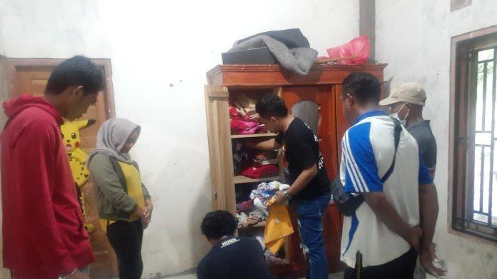Ibu Muda Penjual Narkoba Ditangkap Polres Bima Kota Beserta Uang Rp 10 Juta