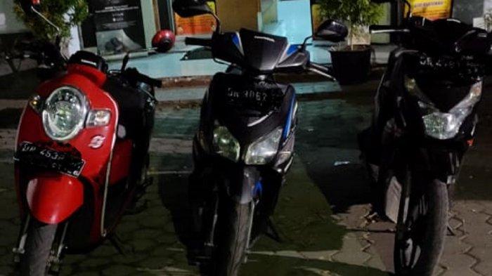 Curi Sepeda Motor, Pria Lombok Tengah Ini Ditangkap di Rumah Mertuanya