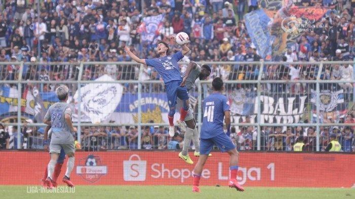 Link Streaming Indosiar, Piala Menpora 2021 Laga Arema FC vs Tira Persikabo
