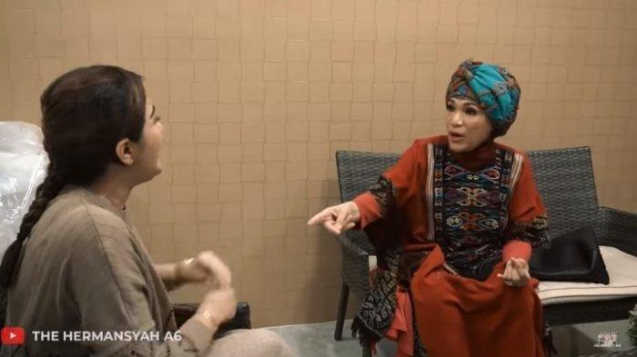 Dorce Marah tak bertemu dengan Ashanty