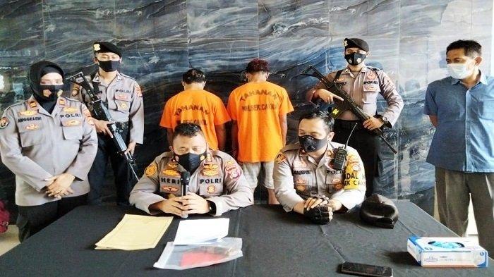 Mabuk Berujung Pengeroyokan di Terminal Mandalika, 2 Pelaku Ditangkap, 1 Masih Buron