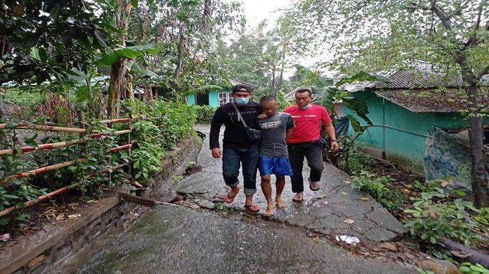 Polres Lombok Tengah Ciduk 2 Pencuri Pompa Air Petani Desa Teduh Praya Barat Daya