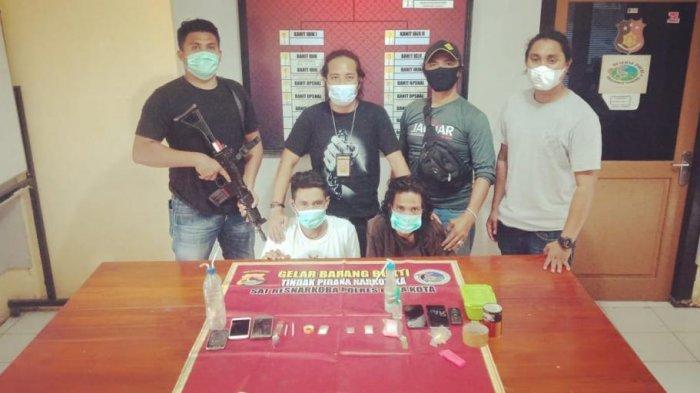 Dua Pengedar Sabu-sabu Asal Sape Bima Dicokok Polisi