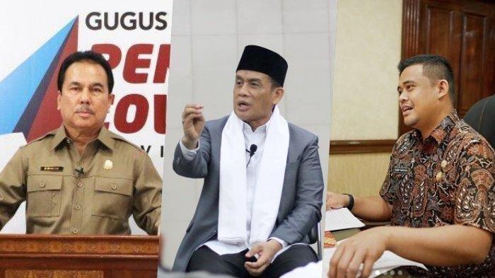 Aksi Bobby Menantu Jokowi Copot Kepala Dinkes Medan Melebar, Kini Saling Serang dengan Romo Syafii