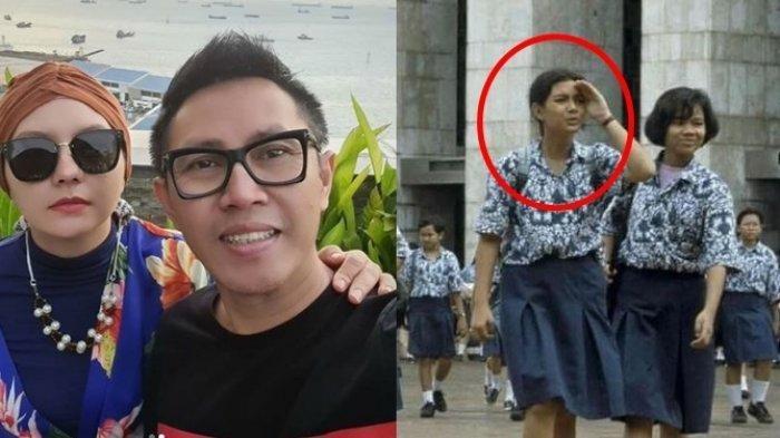 Eko Patrio Baru Sadar Foto Siswi yang Viral di Istiqlal 1993 Ini Viona Istrinya: Cakepnya Gak Pudar