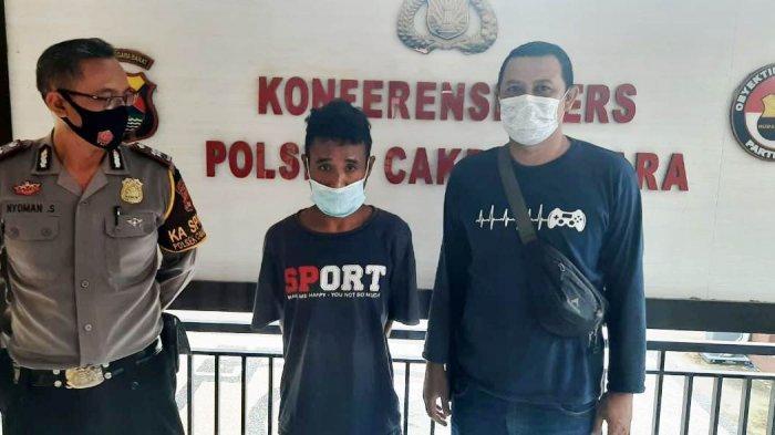 Pembobol Toko Olahraga di Mataram, Pemuda Dompu Diringkus Polisi