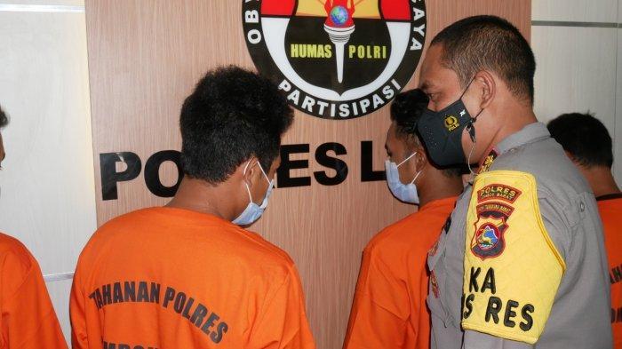 Pura-pura Minta Tolong, Kawanan Begal di Lombok Barat Rampok Korban di Tengah Jalan