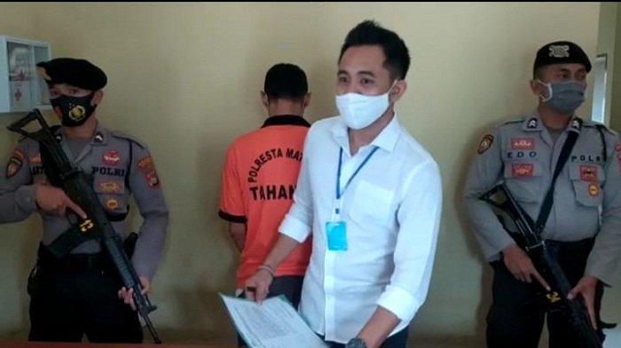 Ancam Adik Kandung Pakai Pedang, Kakak Kandung di Mataram Dilaporkan ke Polisi