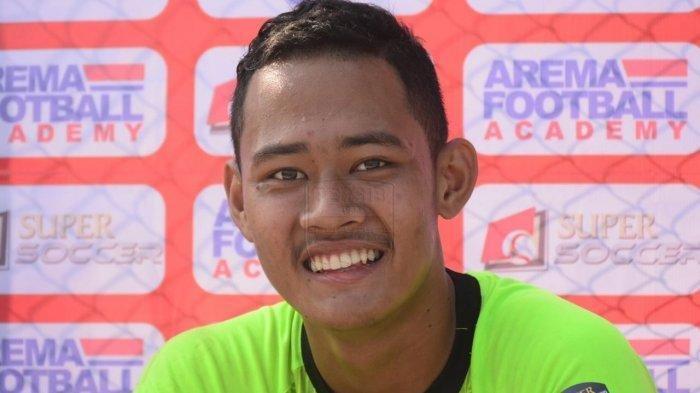 Kiper Muda Persib Erlangga Setyo Bangga Ikut TC Virtual Timnas U19 dan Dipantau Shin Tae-yong