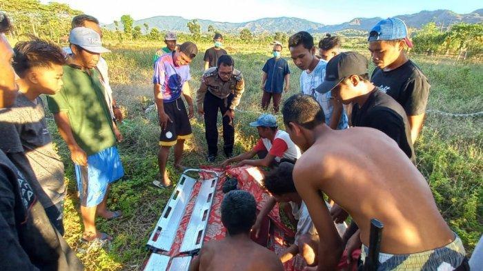 Pria Sumbawa Barat Tewas Kena Alat Setrumnya Sendiri saat Mencari Ikan