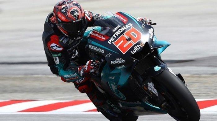 JADWAL Siaran Langsung Race MotoGP Italia di Trans7 Malam Ini, Fabio Quartararo Start Depan