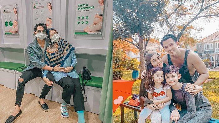 Belum Lama Keguguran, Fairuz A Rafiq Bersyukur Sudah Hamil 4 Bulan, Sebut Jadi Hadiah Terindah