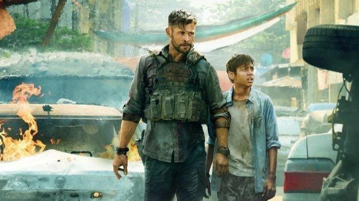 Sinopsis Film Extraction yang Diperankan Chris Hemsworth, Tayang di Bioskop Trans TV Malam Ini