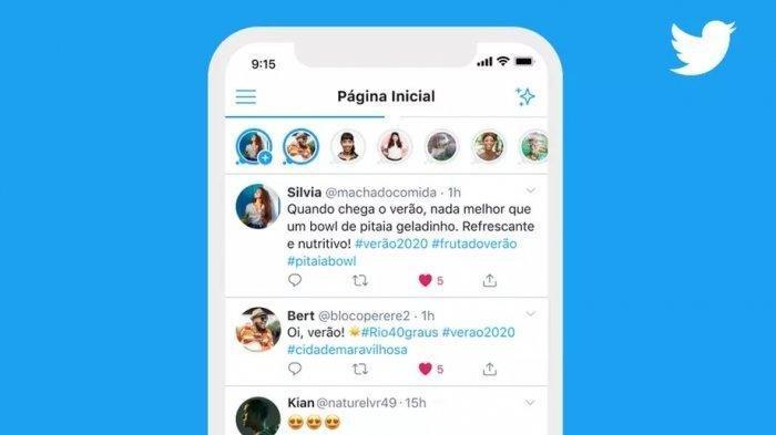 Twitter Luncurkan Fleets, Fitur Mirip IG Story yang akan Hilang setelah 24 Jam Diunggah
