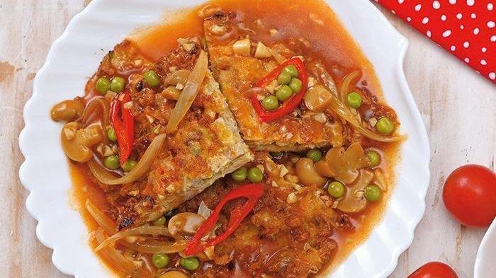Resep dan Cara Mmebuat Fuyunghai, Dilengkapi dengan Tips agar Fuyunghai Tebal dan Mengembang