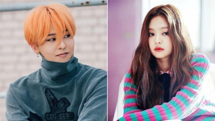 YG Entertainment Buka Suara soal Kabar G-Dragon BIGBANG dan Jennie BLACKPINK Pacaran